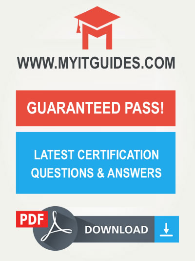 Test Questions PDF from Myitguides.com